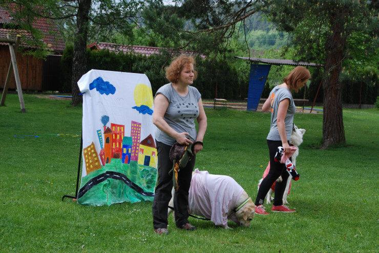 Detské centrum Havino Žilina na akcii v MŠ Bánová